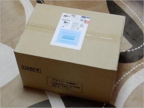 ホットマットEC-K403の梱包
