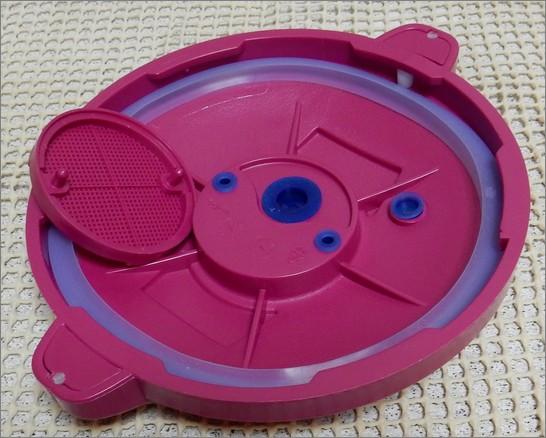 マイヤー電子レンジ圧力鍋の弁とパーツ